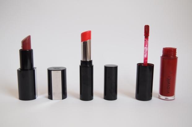 Vidi Vici lipsticks