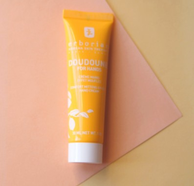 Erborian crème main doudoune