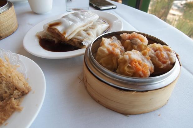 Hong Kong East Ocean Seafood restaurant emeryville California