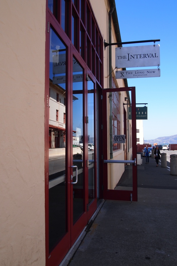The interval Fort Mason San Francisco